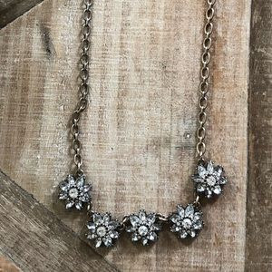 Faux Crystal Chloe + Isabel Necklace